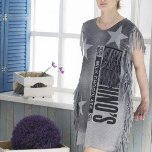 Платье спорт шик
