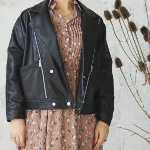 Куртка-косуха  из эко кожи