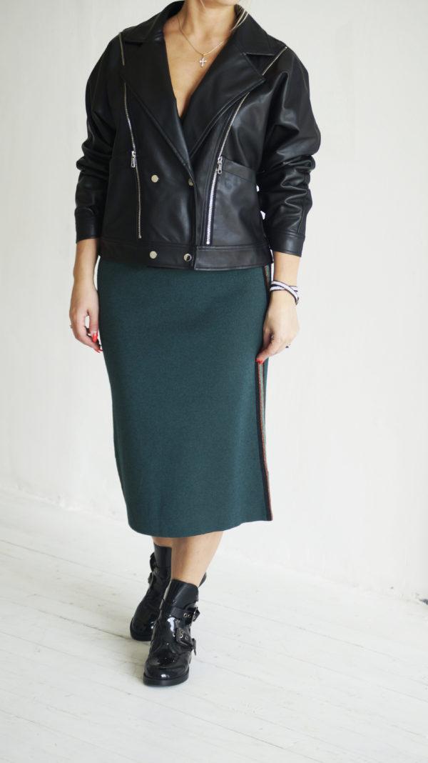 Трикотажная юбка Rinascimento