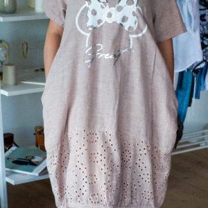 модное летнее платье