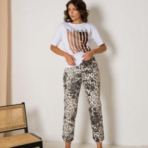 Стильные летние брюки
